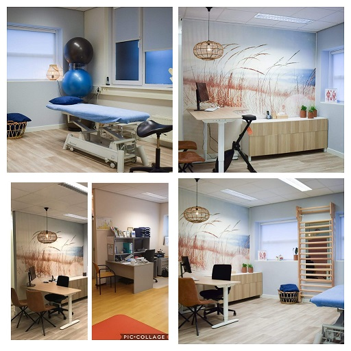 Wat zijn we blij met onze vernieuwde ruimte in Medisch Centrum Epicurus